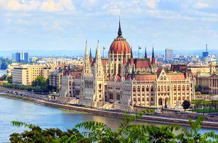 Romantická Budapešť | Dvoudenní poznávací zájezd do Maďarska | Hotel se snídaní v ceně