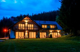 Luxusní apartmány v Beskydech až pro 6 osob s plně vybavenou kuchyní