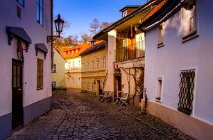Pobyt v Tycho de Brahe nedaleko Pražského hradu