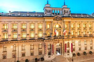 Honosný hotel v Praze s možností snídaní i wellness