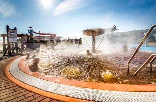 Bešeňová: Pobyt jen 200 m od termálů v Hotelu Flóra s chutnou polopenzí a slevou do aquaparku ve výši až 45 %