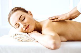 Masáž podle výběru v délce 60 až 120 minut