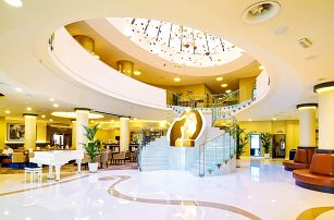 Luxusní pobyt v Praze: 4* hotel a možnost wellness