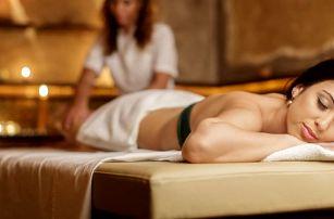 Uvolňující masáž dle výběru s možností zábalu i lázně