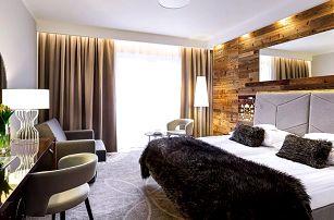 4* Hotel Sandra Spa Karpacz s jídlem i wellness