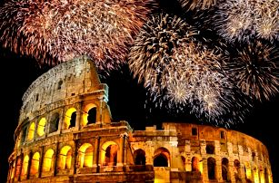 Silvestr Řím | 4denní zájezd | Hotel*** | Doprava, ubytování, průvodce