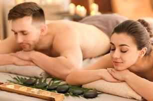 60–120 min. thajská aroma masáž pro dva v centru Prahy