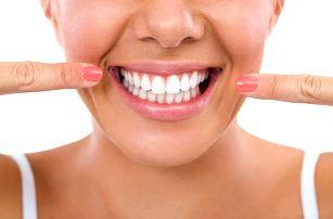 Dentální hygiena, včetně air flow: 30–60 min. péče