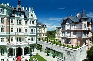 Wellness pobyt v hotelu Savoy Westend ve Varech