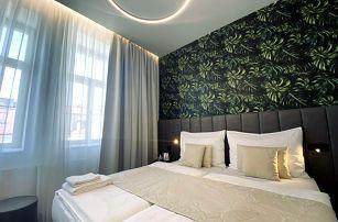 Ubytování v hotelu The Gold Bank v srdci Prahy se snídaní