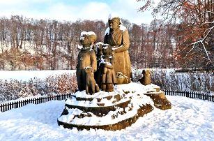 Babiččino údolí: český advent v Ratibořicích