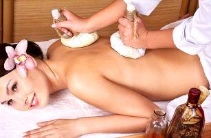 Hodinová královská masáž v Royal Jasmine Spa