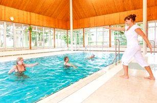 Konstantinovy Lázně: Hotel Jirásek *** s bazénem, solnou jeskyní, procedurami a polopenzí + kulturní akce