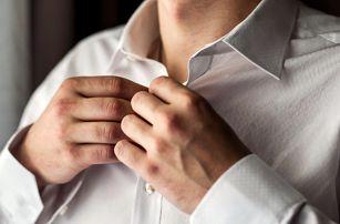 Košile: Na knoflík přesná elegance