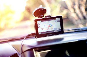 Na cesty s GPS navigací