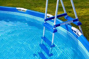 Osvěžující nabídka nadzemních bazénů