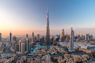 Dubaj letecky: 4 noci se snídaní i EXPO Dubai