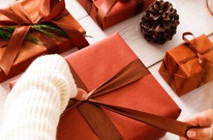 Zabalte dárky do krásy