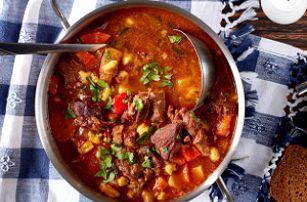 Cestování za jídlem: Střední Evropa